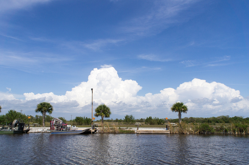 Airboat Everglades Wootens